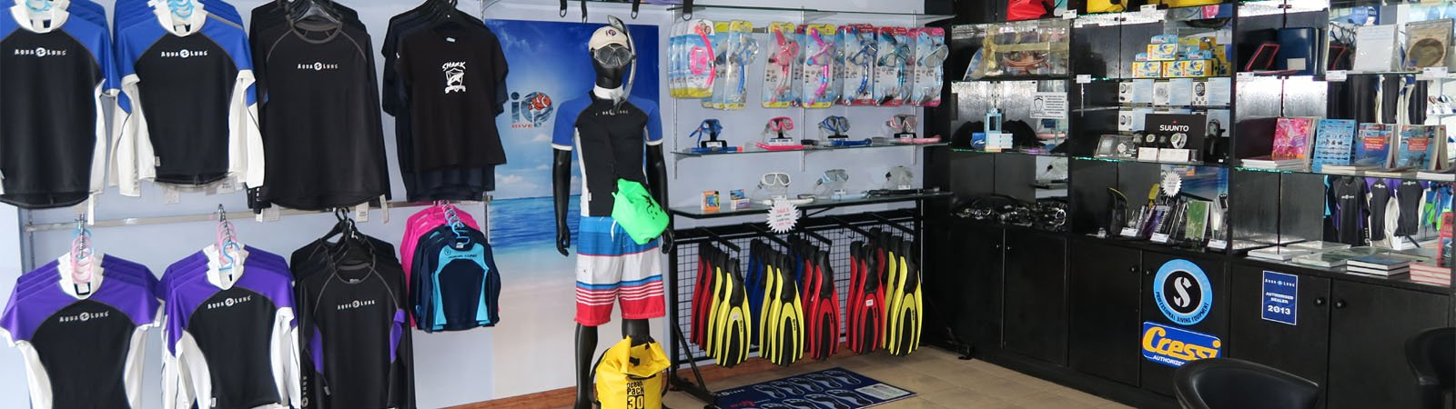 Diving Equipment Image